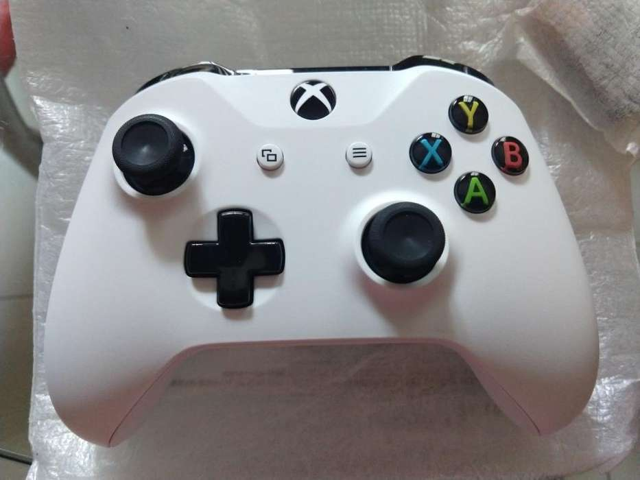Control Xbox One S Ultima Generacion