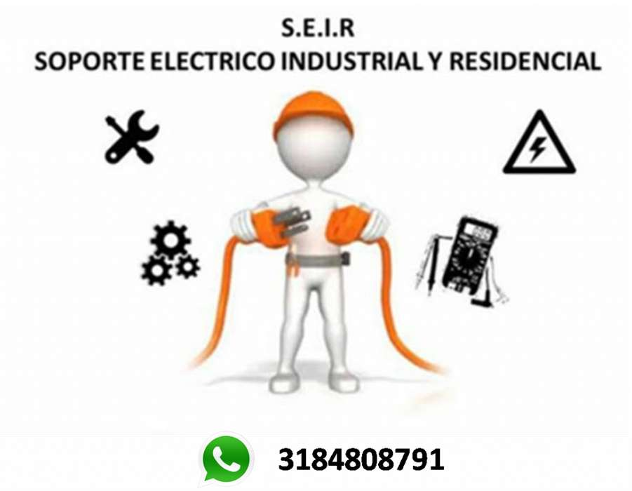ELECTRICISTA CON CONTE 3184808791