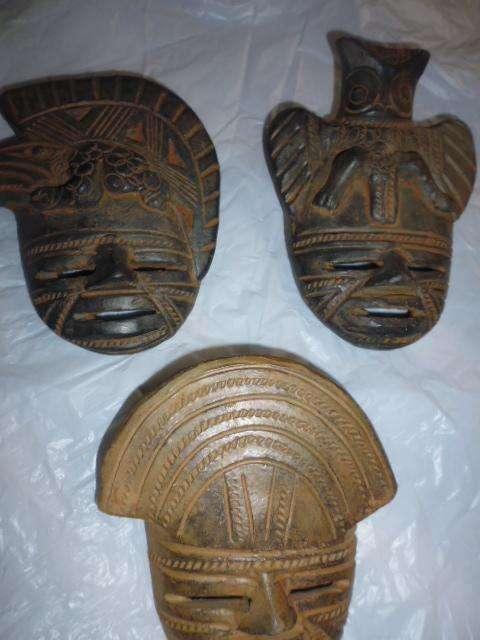 mascaras antiguas coleccionables 3122802858