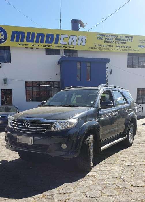 Toyota Fortuner 2014 - 110050 km
