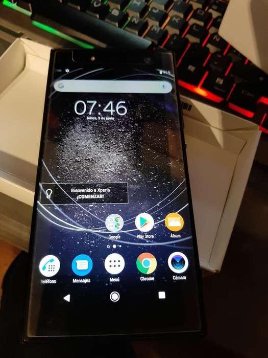 Vendo Cel Sony Xperia Xa2 Ultra Negro