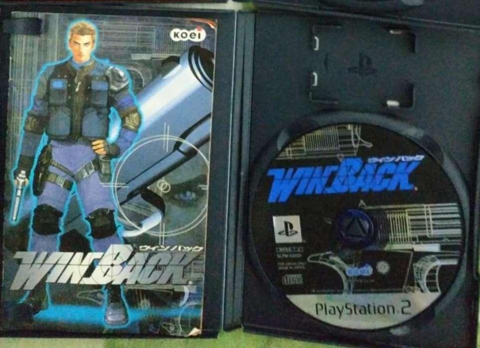 12 Juegos Originales de Playstation 2
