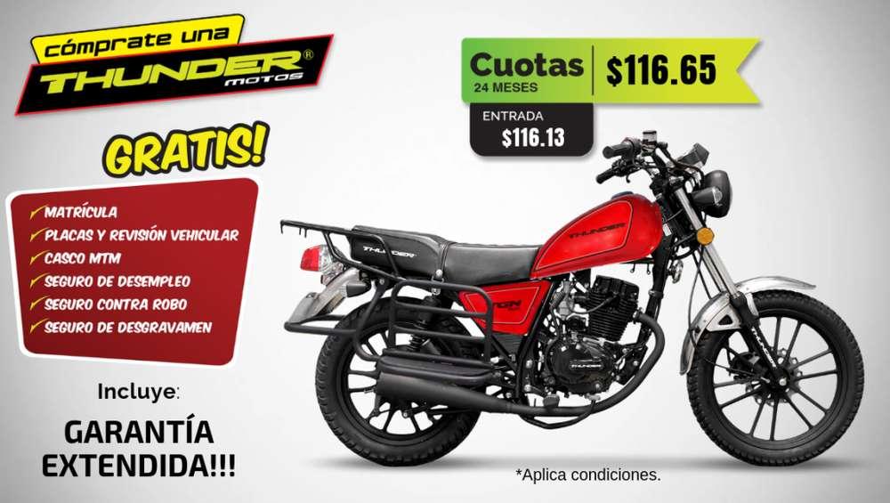 Moto Thunder TGN200