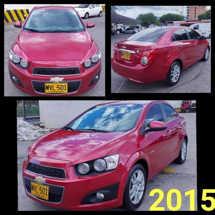 Chevrolet Sonic 2015 - 47500 km