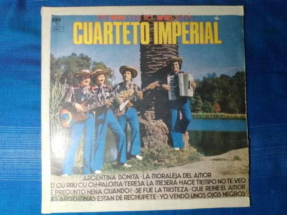 Cuarteto Imperial Argentina Bonita