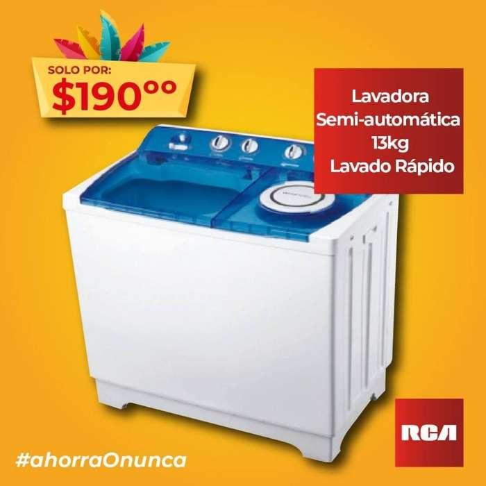<strong>lavadora</strong> RCA DE 13KG