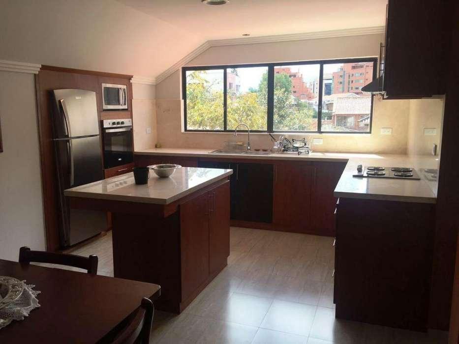 Departamento amoblado de renta 2 dormitorios 750.00 CV1829