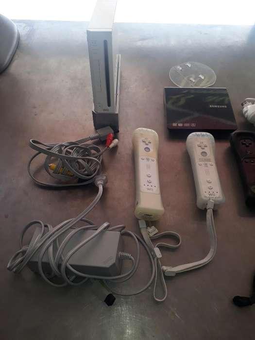 Vendo Consola Wii