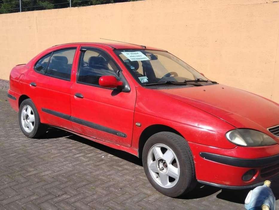 Renault Megane  2003 - 242660 km