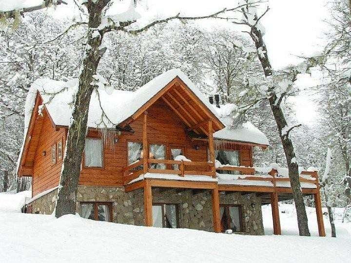 cp43 - Casa para 2 a 8 personas con cochera en Cerro Chapelco