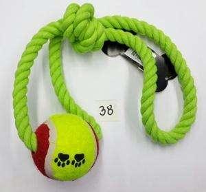 Juguete lazo con pelota