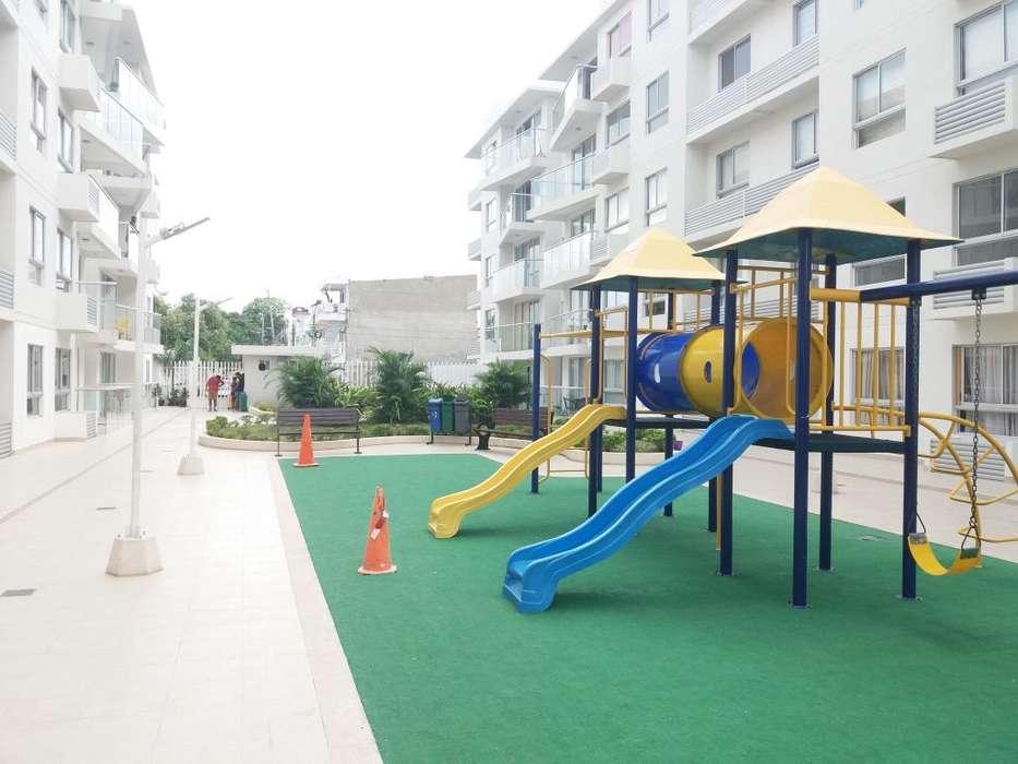 Vendo apartamento 2 Alcobas Country Cartagena - wasi_1347108