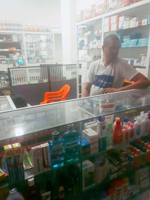 Se Busca Personal para Atender Farmacia