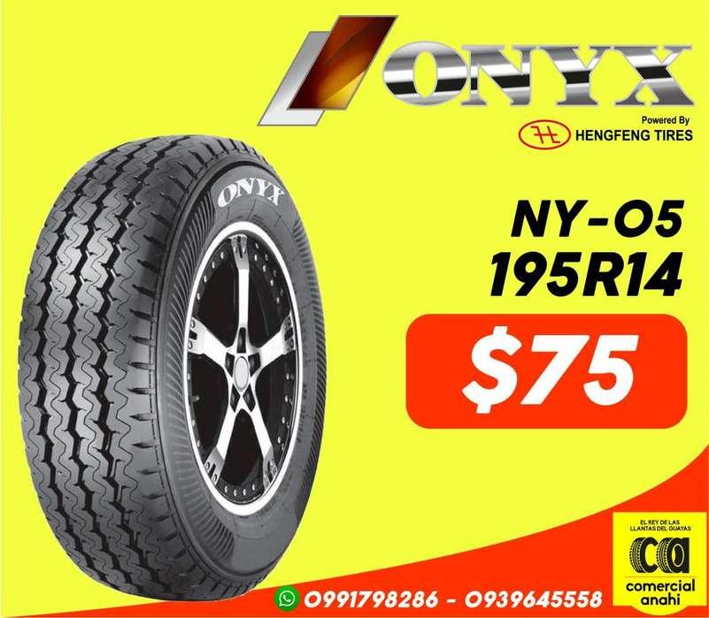<strong>llanta</strong> ONYX 195R14 CV VIEW C2 K2700 VIEW CS2 Frontier K2500 K2700 II Frontier CS