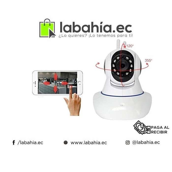 Camara de seguridad Ip para monitoreo de Casas o Negocios vista desde internet