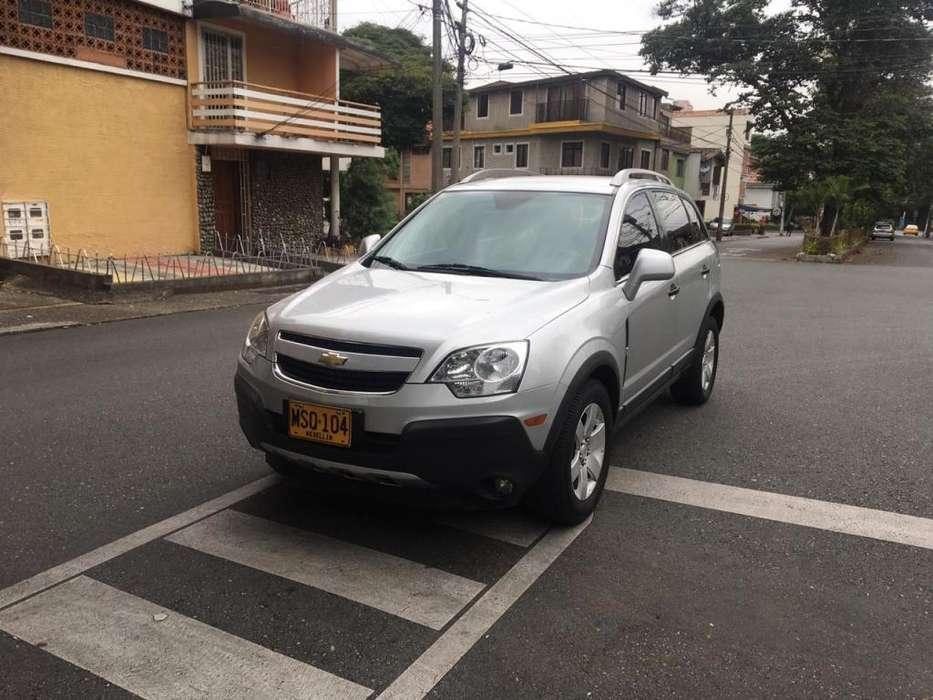 Chevrolet Captiva 2012 - 52000 km