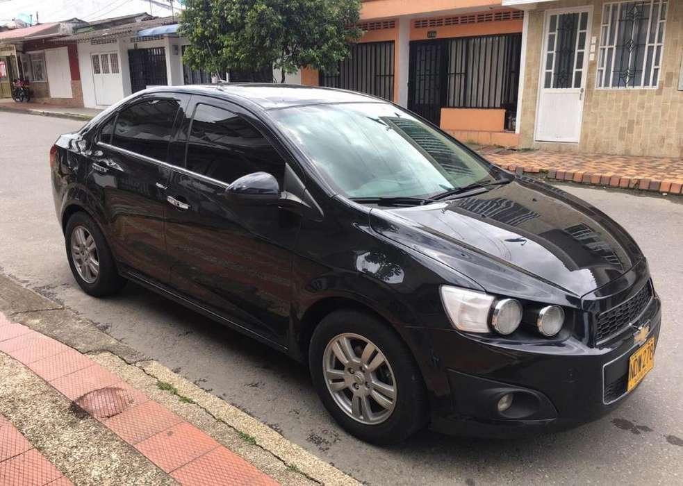 Chevrolet Sonic 2013 - 72041 km