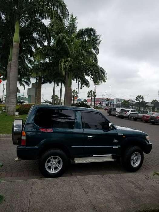 Toyota Prado 2002 - 0 km