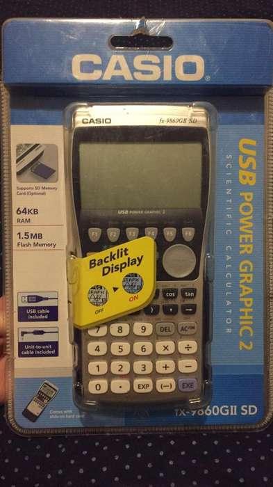<strong>calculadora</strong> Gráfica Casio