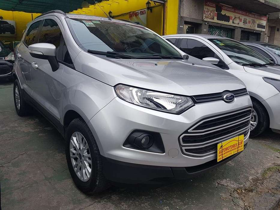 Ford Ecosport 2014 - 55000 km