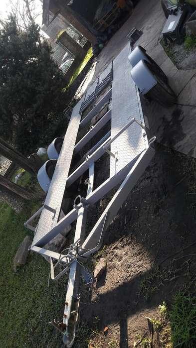 Trailer para Auto <strong>camioneta</strong> 2500kg