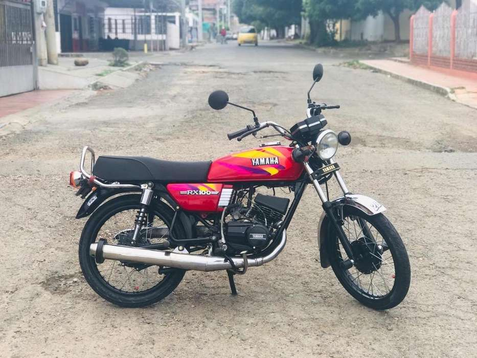 Rx 100 Colombiano