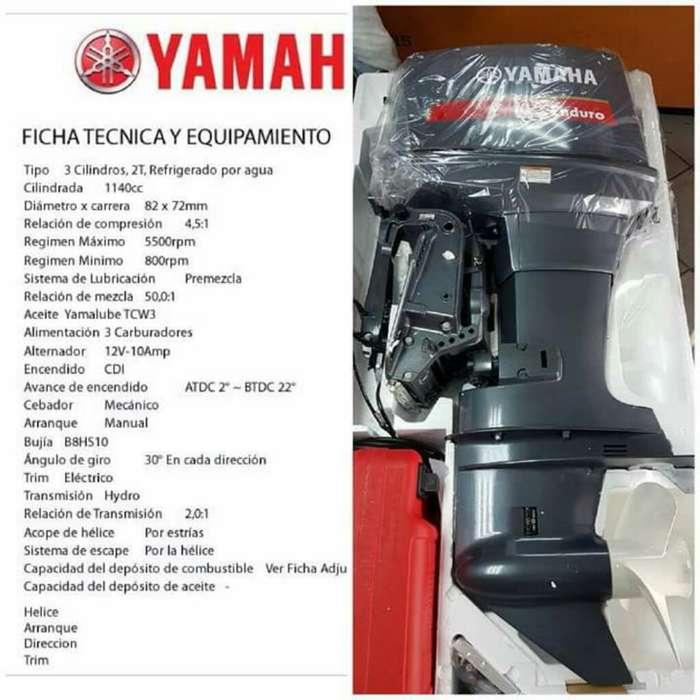 Motor Fuera Borda 75 4 t