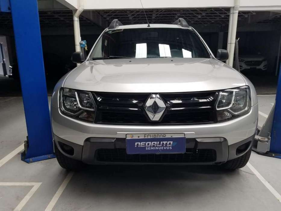 Renault Duster 2018 - 77919 km