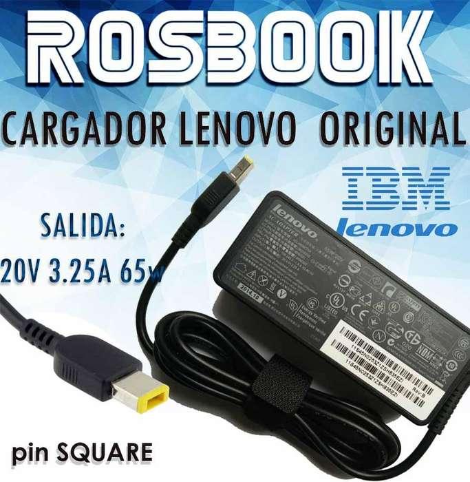Cargador Notebook Lenovo Le29 Adp65xba G5030 G5045 G5070