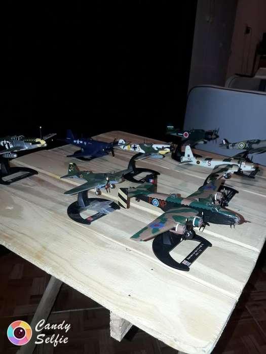 Coleccion de Aviones de Guerra