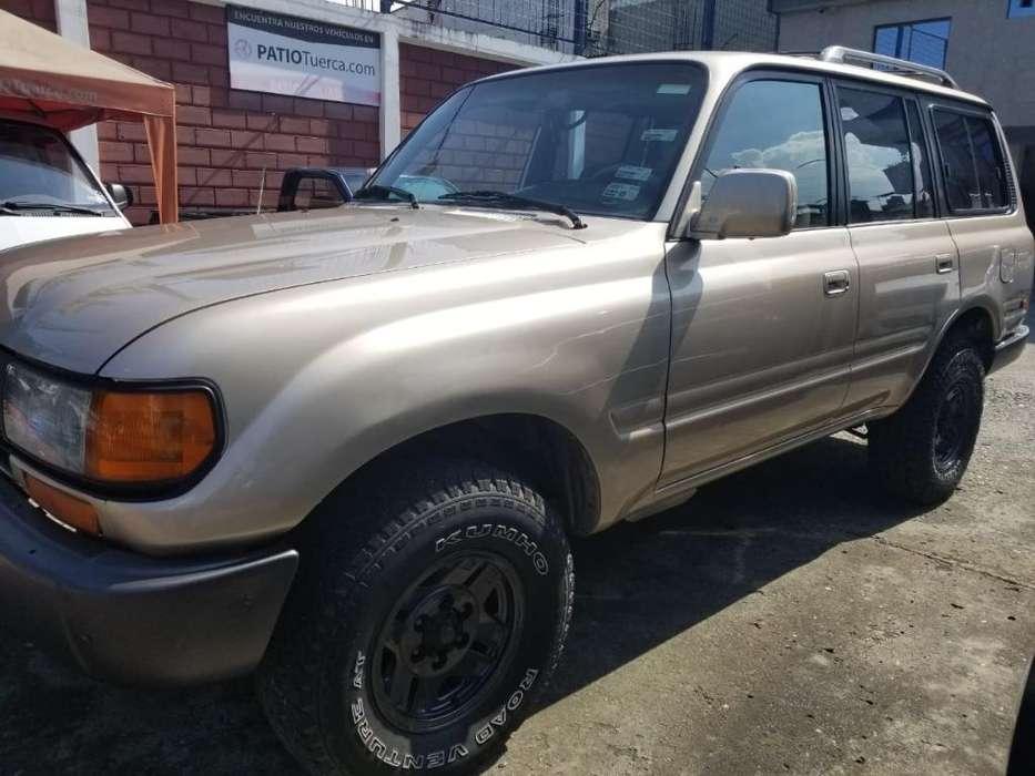 Toyota Land Cruiser 1992 - 200000 km