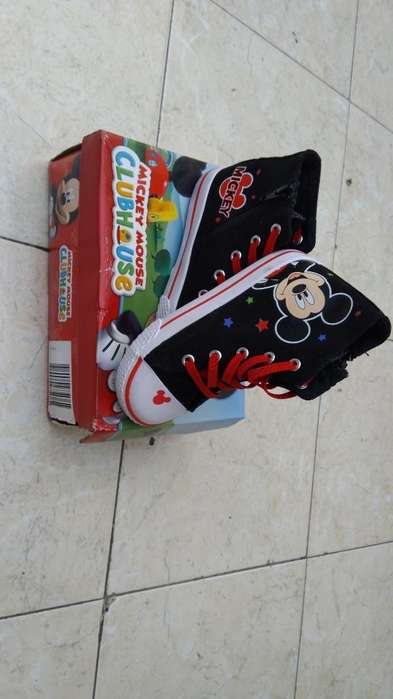 Zapatos Niños Talla 26 Nuevos
