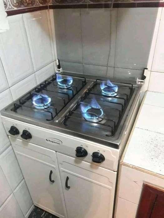 Mantenimiento Estufas a Gas