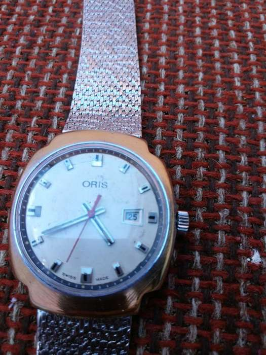 Reloj Oris Cuerda