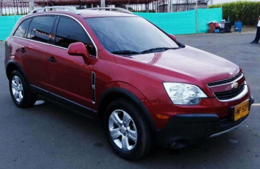 Chevrolet Captiva 2014 - 74200 km