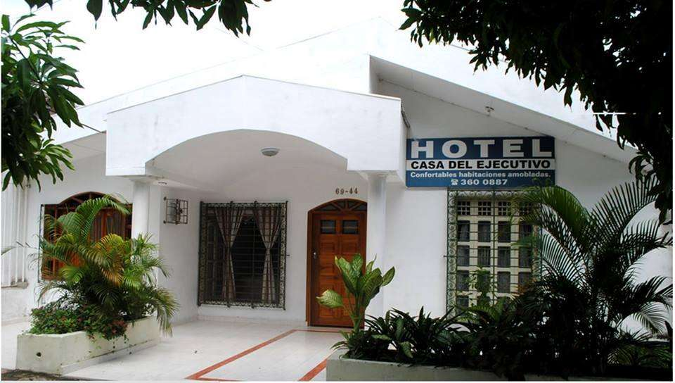 Vendo Hotel Casa del <strong>ejecutivo</strong> en Barranquilla, con 739 m2