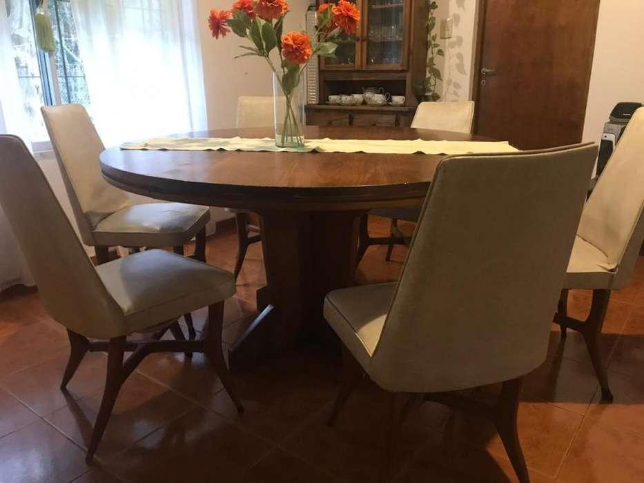 Juego mesa y sillas