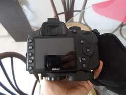 Kit Cámara Nikon D3200
