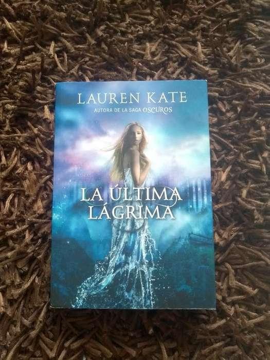 Libro La Última Lágrima de Lauren Kate
