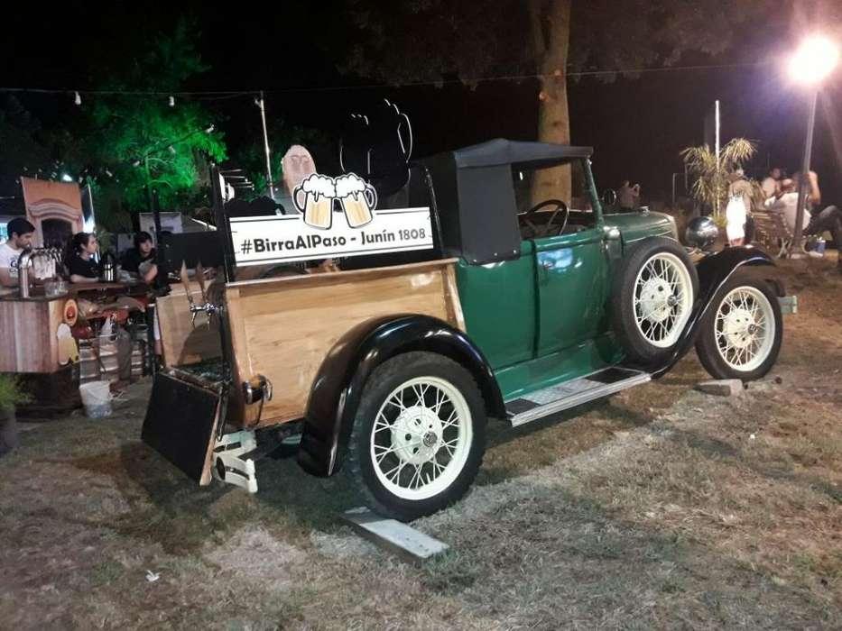 Ford Otro 1929 - 111000 km