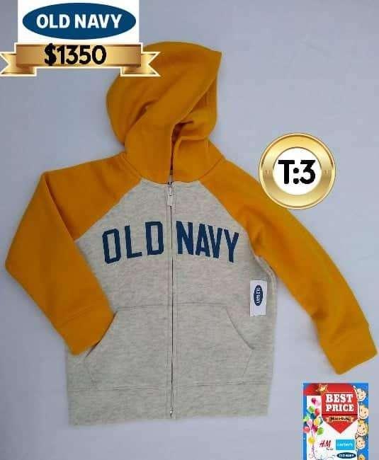 Buzo Old Navy T:3
