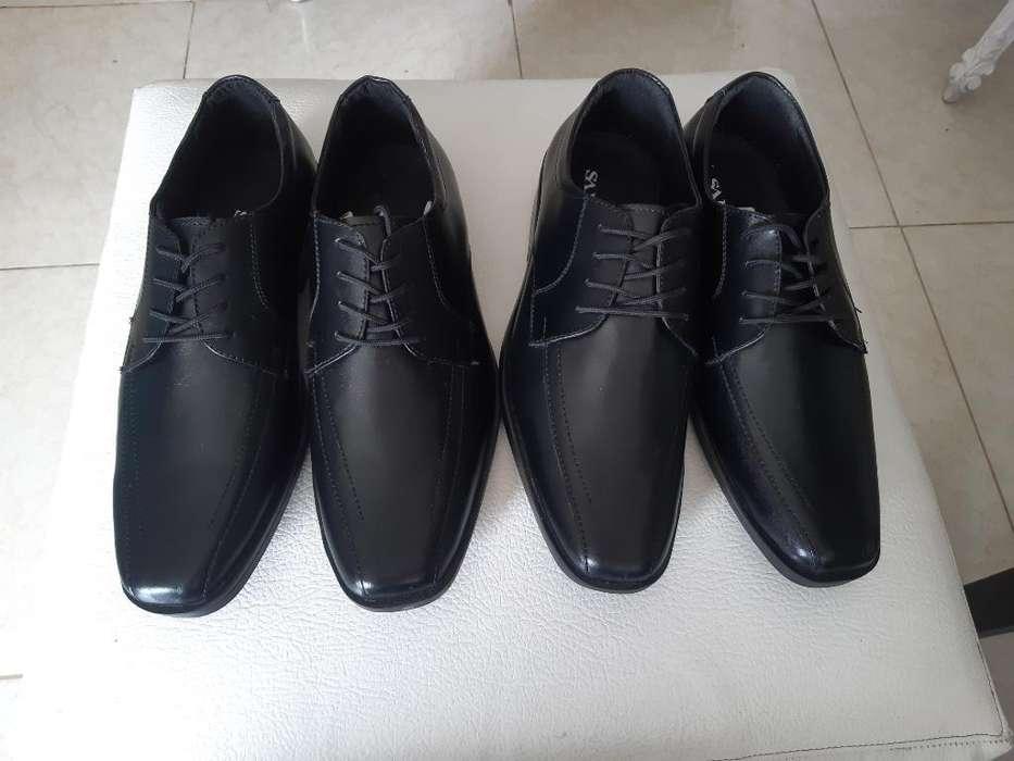 Se Vende Zapatos Nuevos en Cuero