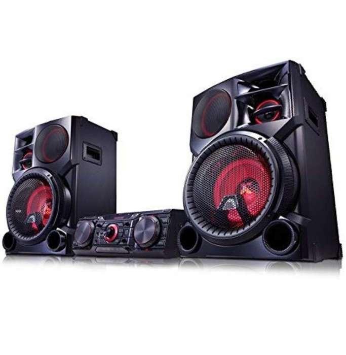 Equipo de Sonido Minicomponente Lg 3300w