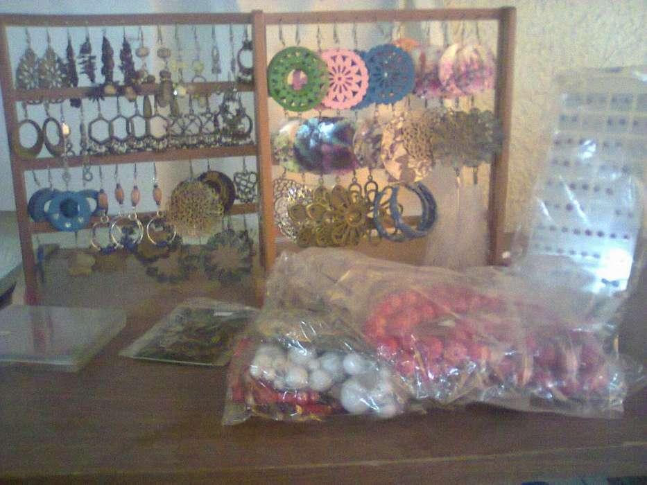 Bijouterí especial para pequeño negocio o revendedor a precio increíble.
