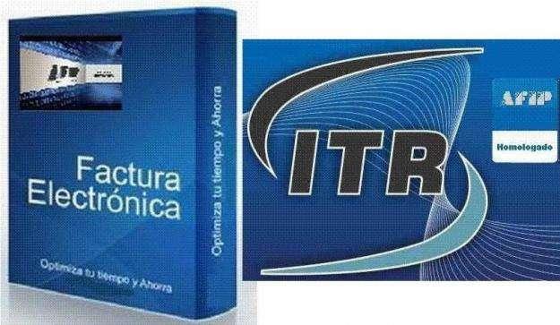 Factura Electrónica para MONOTRIBUTISTAS Y RESP. iNSC./ Software De Gestión // Homologado Afip
