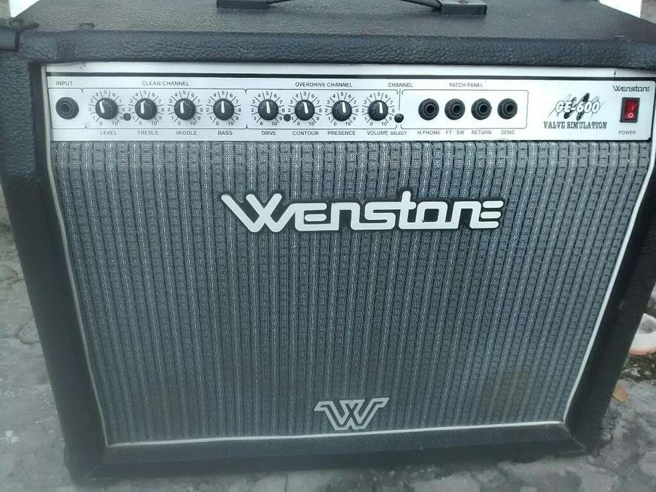 Amplificador para Guitarra Westone Ge600
