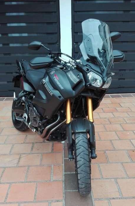 Moto <strong>yamaha</strong> Super Tenere Ze