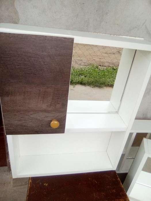 Botiquin Mdf con (espejo)