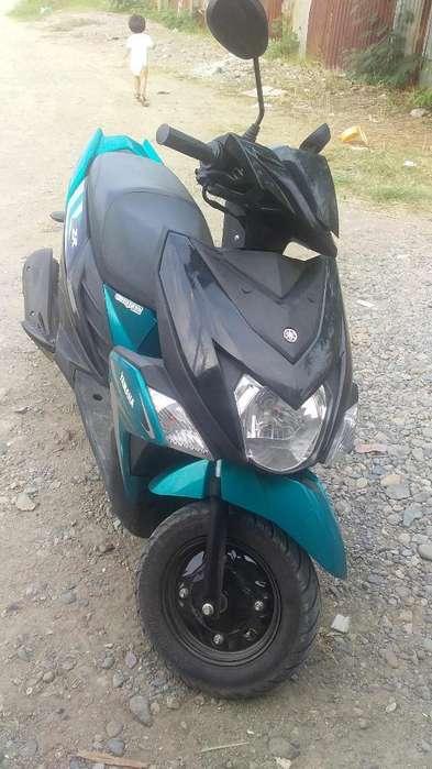 <strong>motoneta</strong> Yamaha Ray Z