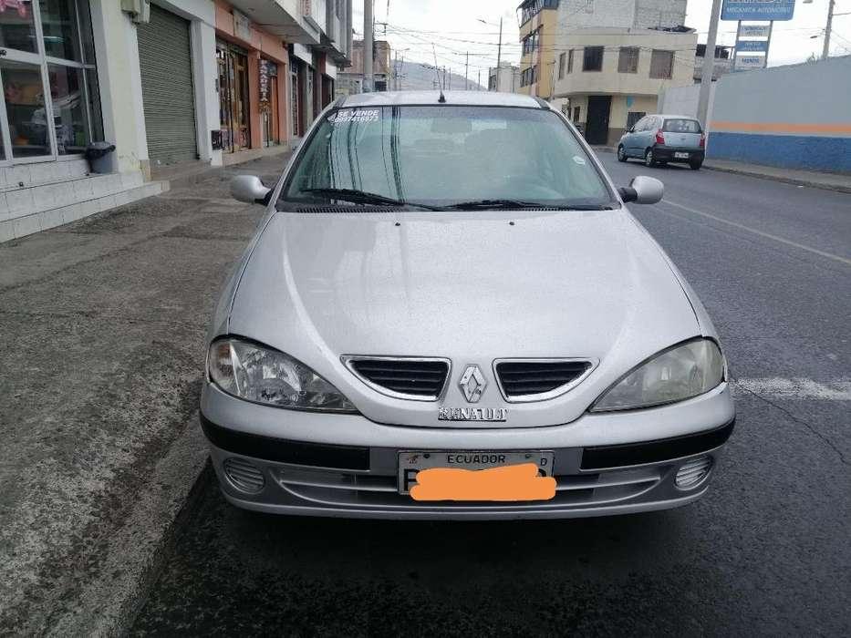 Renault Megane  2002 - 888800 km